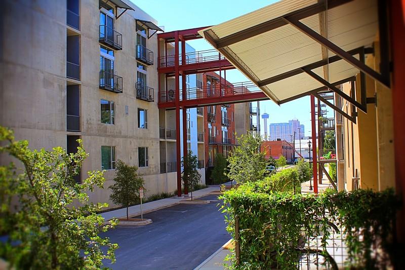 Downtown Bohemian Style Urban Lofts