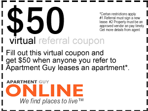 $50 virtal referral coupon